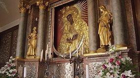 Popiežiaus vizito belaukiant: kuo ypatingi Aušros vartai, kuriuose melsis pontifikas?