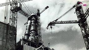 Mokslo sriuba: intriguojantys ir niekur negirdėti faktai iš Ignalinos atominės elektrinės statybų istorijos