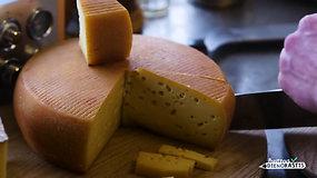 Po mokslų Prancūzijoje Dzūkijos kaime įkūrė ypatingą vietą, į kurią ragauti sūrių plūsta žmonės