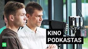 Kino podkastas: režisierius Donatas Ulvydas apie garsą kine