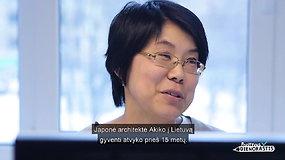 15 metų Lietuvoje gyvenanti japonė suremontavo vaikų globos namus
