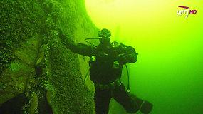 Mokslo sriuba. Baltijos jūros paslaptys: nuo nuskendusių karo laivų iki senovinių durpių