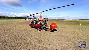 """""""Kylam"""": Ignalina ruošiasi Europos ultralengvųjų orlaivių čempionatui"""