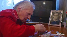 95-erių palangiškė Pranutė: mano ilgo gyvenimo paslaptis aktyvumas ir darbas