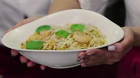 """Svečiuose pas """"Vapiano"""" šefą: kaip pasigaminti tikrus itališkus spagečius"""