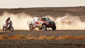 Pirmieji Dakaro trasos vaizdai, lietuvių ekipažai ir esminiai faktai apie pragaro trasą Saudo Arabijoje