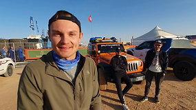 Dakaro siurprizas: Dubajuje gyvenantis lietuvis papasakojo, kaip sugalvojo įspūdingą akciją su trispalve