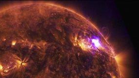 NASA užfiksavo Saulės žybsnį, trikdantį navigacines sistemas