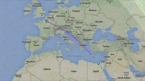 Patvirtinta, kad iš Paryžiaus į Kairą skridęs keleivinis lėktuvas sudužo