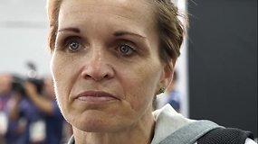 Rio parolimpiada: R.Adomaitienė nuo medalio liko vos per plauką