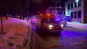 Per pamaldas Kvebeko mečetėje kilo šaudynės, žuvo 6 žmonės