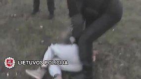 Klaipėdoje sulaikyti heroino platinimu įtariami asmenys