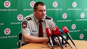 Policija papasakojo daugiau detalių apie nusikaltimą Karmėlavoje