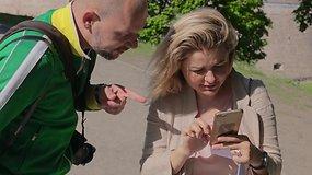 Speciali platforma suteikia galimybę savo nuotrauką padovanoti Lietuvai