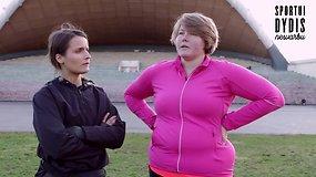 Sportui dydis nesvarbu: koks yra didžiausias mitas apie bėgimą?