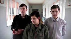 """Filmas """"Visagino taikos batalionas"""": ką apie Lietuvą galvoja Visagino moksleiviai?"""