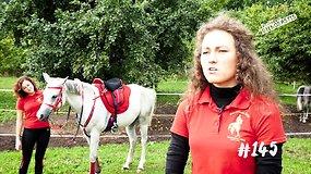 Žirgus įsimylėjusios seserys Ugnė ir Gabrielė su šiais gyvūnais išmaišė visą Europą