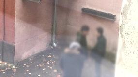 Klaipėdietis pašiurpęs: už namų lango – jaunuolių smurtas