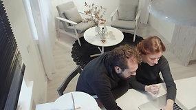 Mažas būstas: ką apie tai kalba interjero dizaineriai?