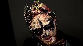 Naglis Bierancas virto zombiu princu