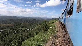 Manto Bertulio filmuoti vaizdai Šri Lankoje