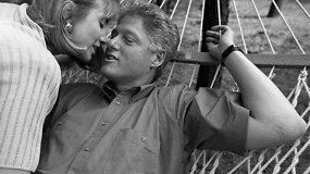 Moteris, kuri galbūt valdys galingiausią pasaulio valstybę. Kokia H.Clinton praeitis?