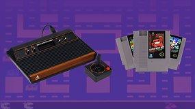 Sužinok: trumpa žaidimų konsolių istorija