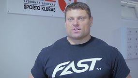 Virš 20 kilogramų atskiratęs Žydrūnas Savickas papasakojo apie savo pasikeitusią mitybą
