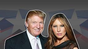 Donaldo Trumpo inauguracija: kur ir kaip tai vyks?