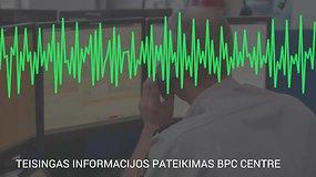 Skambučiai į BPC: nuo konkrečių ir aiškių iki sunkiai suvokiamų