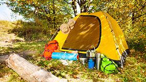 Susirengėte stovyklauti gamtoje? Taisyklės, kurias žinodami išvengsite baudų