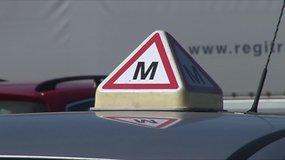 """Nuo rugsėjo 1 d. """"Regitros"""" vairavimo egzaminas – tik realiose situacijose"""