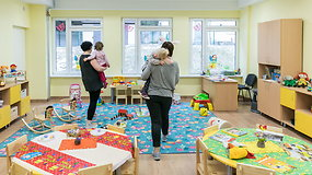 Anot Vilniaus miesto savivaldybės, šiemet į darželius pateks visi norintys vaikai
