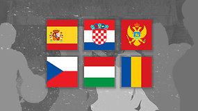 C grupė: ar apgins ispanai Europos karūną?