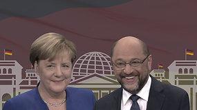 Ar Vokietija perrinks A.Merkel kanclere?