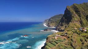 Madeira – sala, kurioje amžinai karaliauja pavasaris