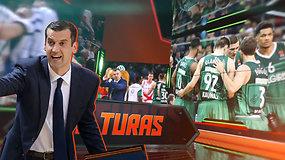 """""""Eurolygos diena"""": Šaro galimybės dirbti NBA ir didžiausias """"Žalgirio"""" rezervas"""