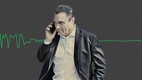 """Petras Gražulis pratrūko, paklausus apie nuslėptą sandorį su """"Rosneft"""" atstovais"""