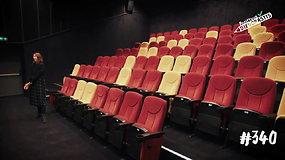 Kino namus Utenoje atgaivinusi Miglė skatina vizualiųjų menų edukaciją
