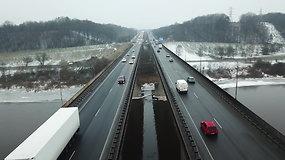 Ruošiama Kleboniškio tilto rekonstrukcija: griaus ir statys naują