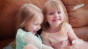 Dvi dvynukų poras auginanti mama Ieva atsitiesė po nelaimių ir kuria blogą, subalansuotą jaunoms mamytėms