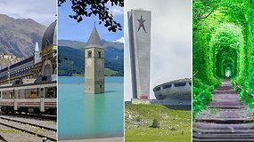 5 įdomiausios apleistos Europos vietos