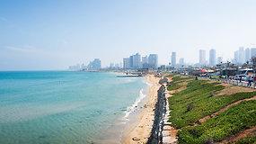 Izraelis – trijų jūrų skalaujama turisto svajonė