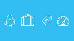 5 avialinijų bagažo taisyklės: kokio dydžio ir svorio rankinį bagažą galima pasiimti?