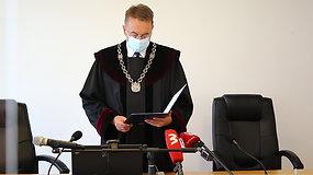 Teismo nuosprendis Neringai Venckienei