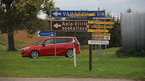 """Atnaujintas """"Opel Zafira"""": """"transformeris"""" gausiai šeimai"""
