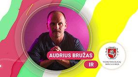 Audriaus Bružo Žemaitijoje sutiktas menininkas: Telšiai – ideali vieta kūrybai