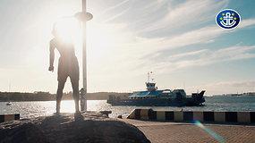 Ar žinote, keliomis kalbomis anksčiau kalbėjo klaipėdiečiai ir kiek trukdavo kelionė iš Smiltynės į Klaipėdą?