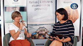 Ar uostamiestis patrauklus jaunimui? Kaip jūrinės specialybės augina miestą?