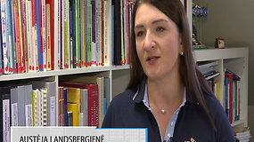 A. Landsbergienė: nekalbėdami su vaikais apie nepatogius dalykus, jų neapsaugome